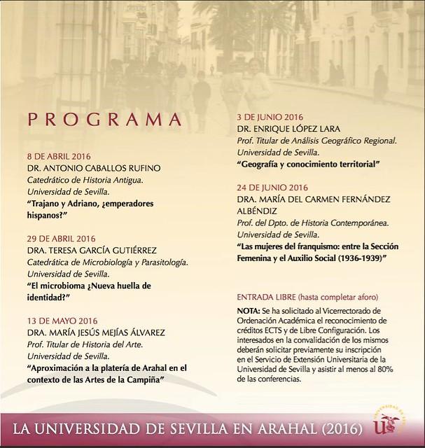 AionSur 26207777961_7e6a9a3b0f_z_d La III Jornadas Universitarias incluye 5 conferencias de especialistas en historia, geografía, arte, salud y sociedad Sin categoría