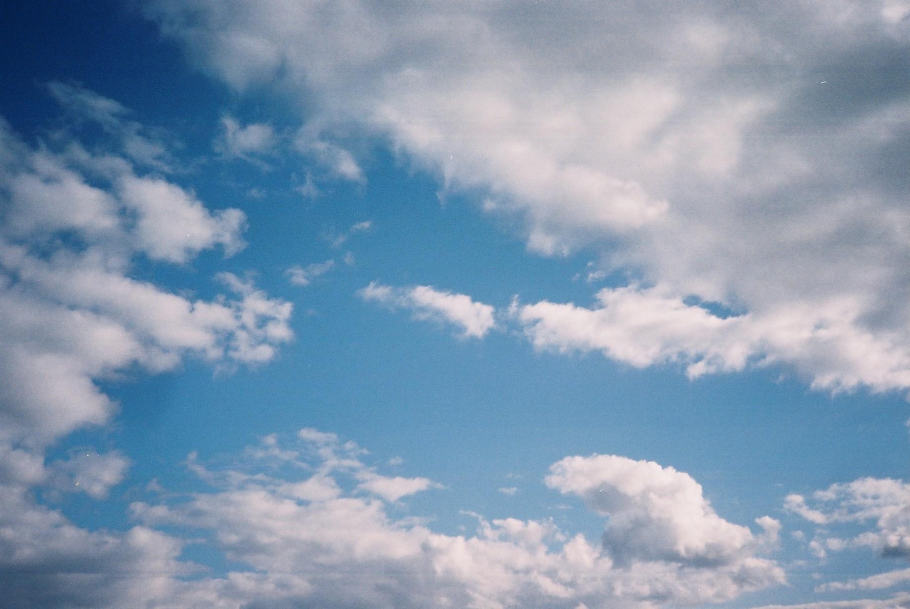 水見的天空