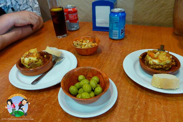 Bar de Tapas M de Marquesa en Vigo