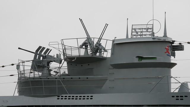U 995: Turm