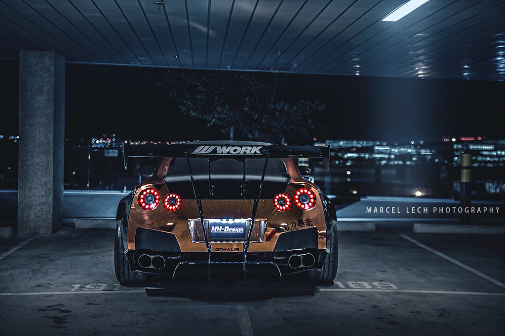 Chrome R35 Gt R Instagram Facebook Www Mlech Com