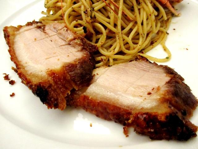 Eternal Dining roast pork