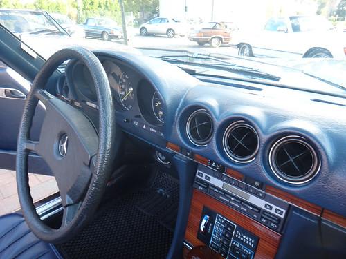 Mercedes W107 R107 280SL-450SLC Armaturenbrett-Cover Abdeckung ... | {Armaturenbrett mercedes 96}
