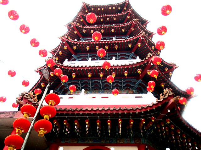 Seven-storey Pagoda