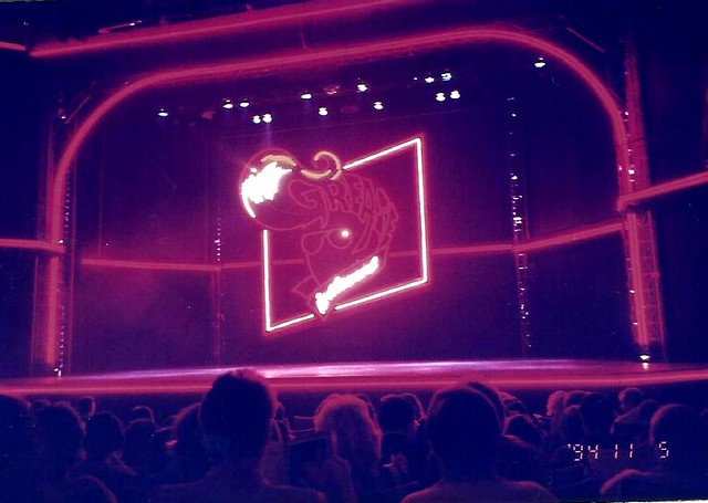 Grease at West End, London 1