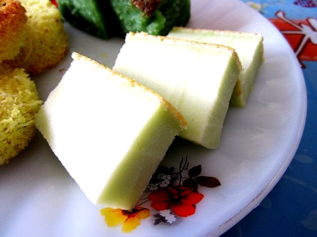 Bingka cheese