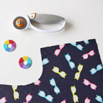 SEWING SLIPPERY FABRIC