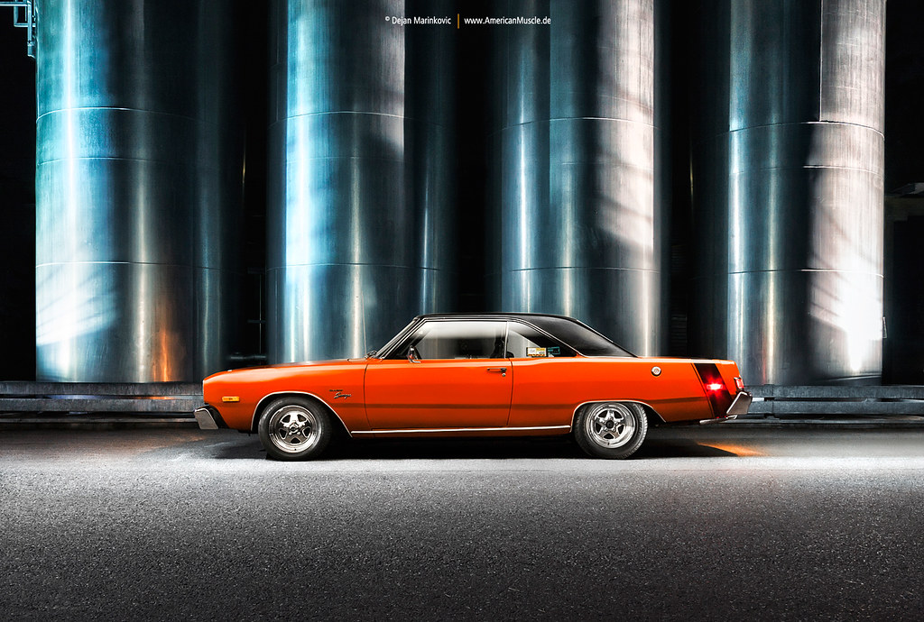 1975 dodge dart swinger № 143154