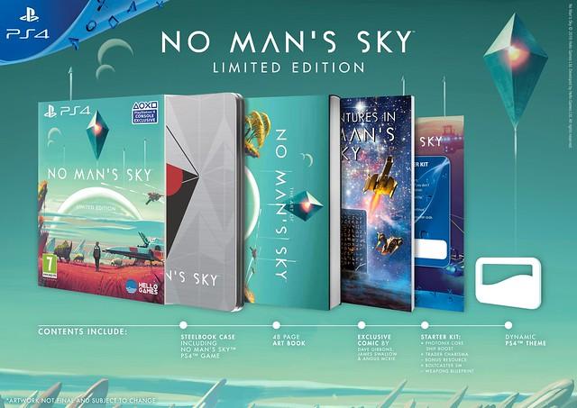 No Man's Sky выходит 22 июня