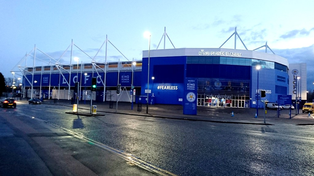 The King Power Stadium, Home Of