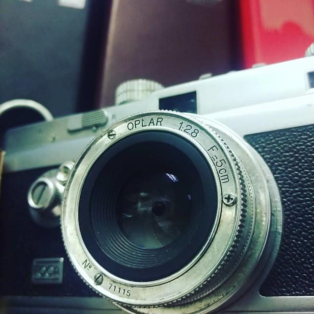 Foca 5cm f2.8 法國鏡頭魅力