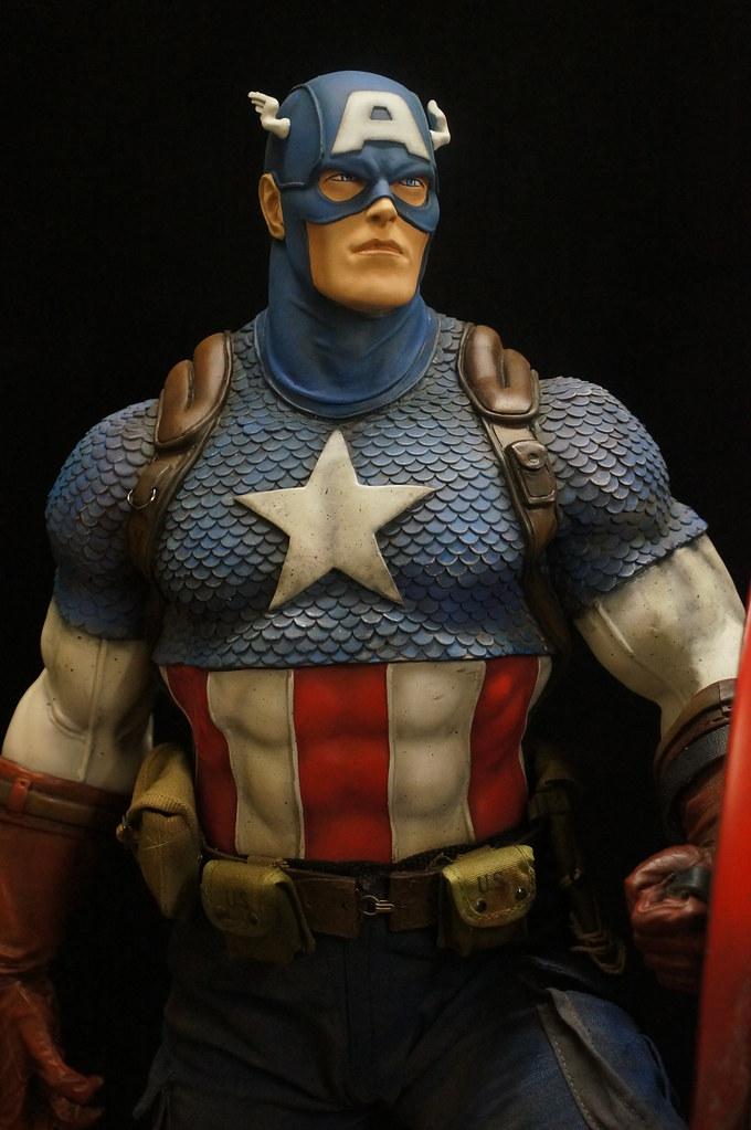 Custom Captain America Premium Format  24904077894_24ba1e7199_b