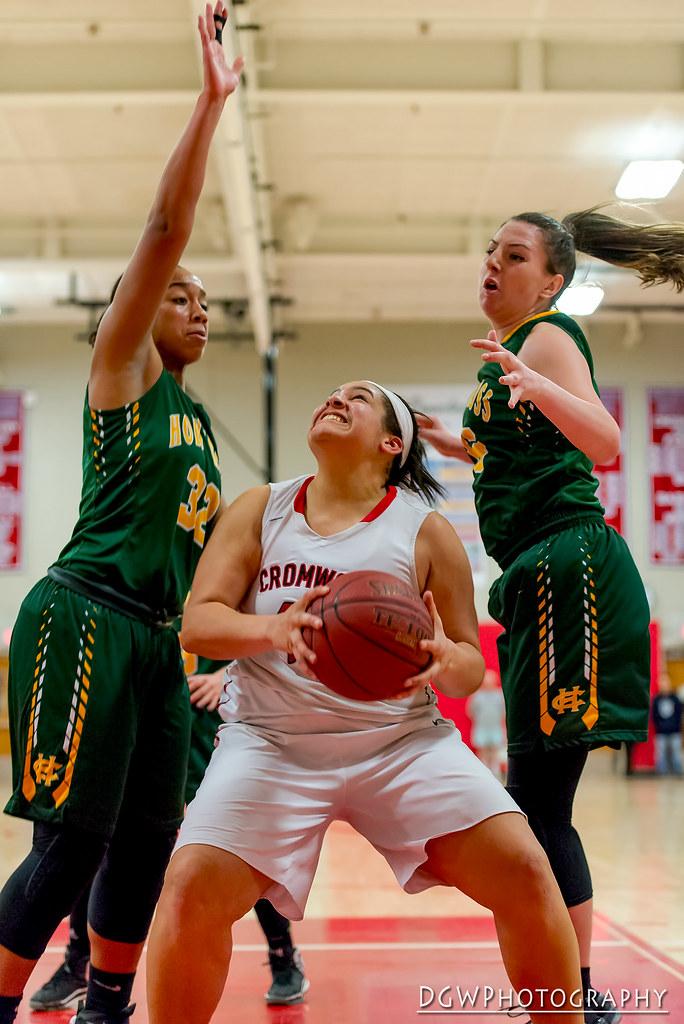 Cromwell vs. Holy Cross - CIAC Class M Girls Basketball St ...