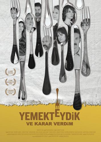 Yemekteydik ve Karar Verdim (2016)