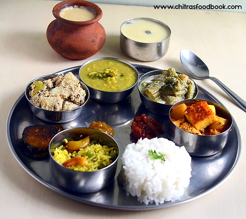 Authentic bengali lunch menu