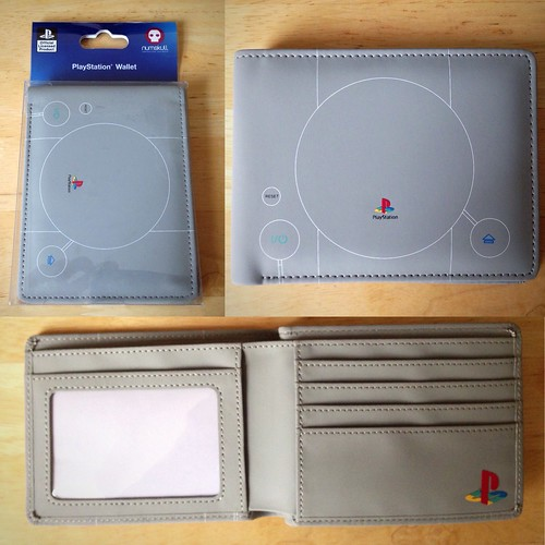 Numskull Designs SONY PlayStation Console Wallet