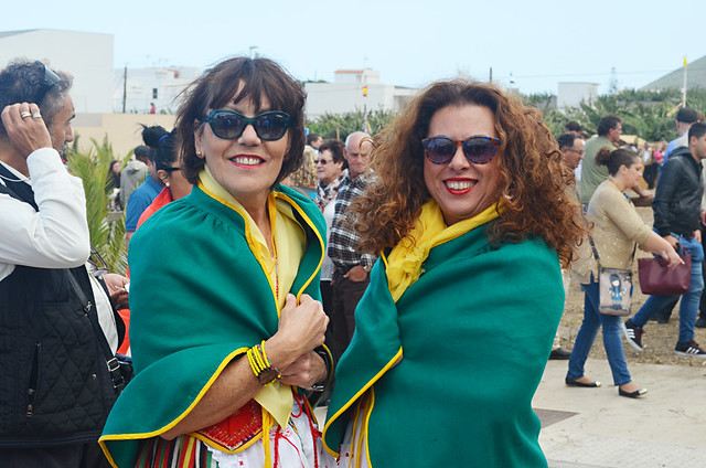 Women in traditional Costume, San Abad, Buenavista del Norte, Tenerife