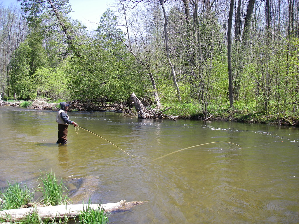 Ontario Nymph Fishing