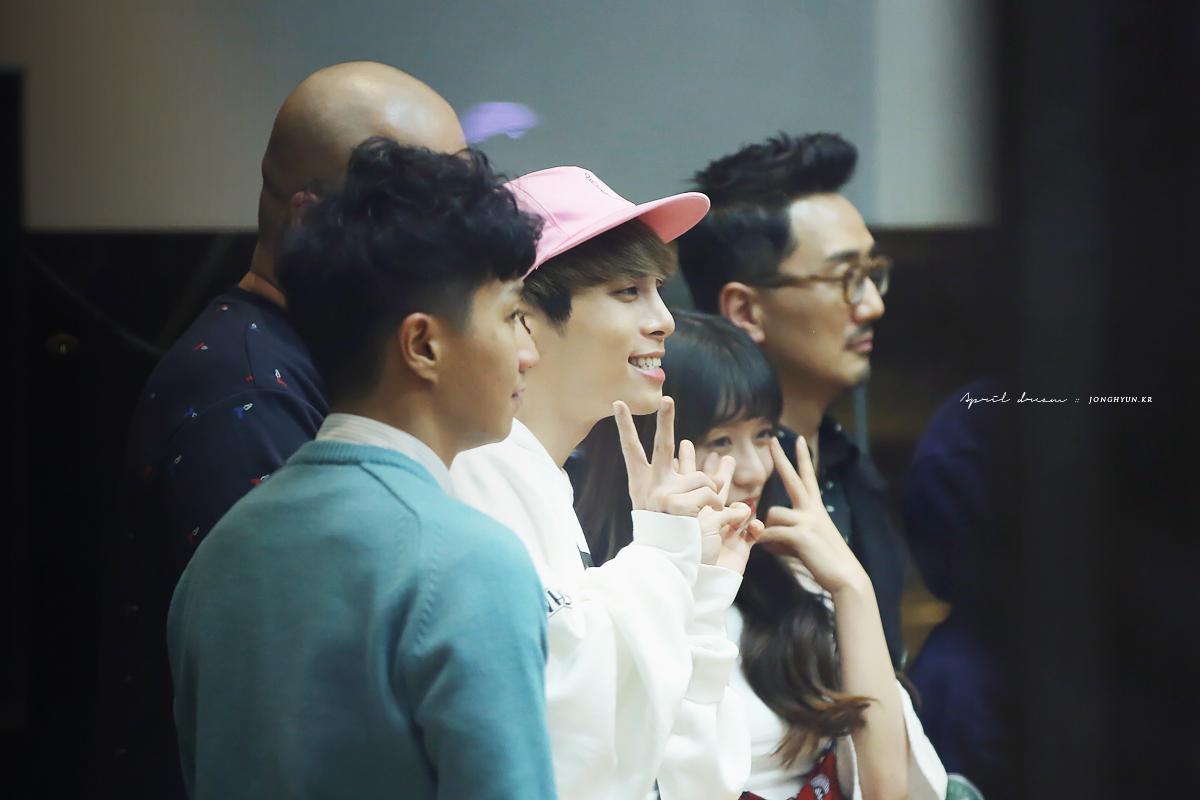 160415 Jonghyun @ MBC Blue Night 26449130645_6c8de2eb48_o