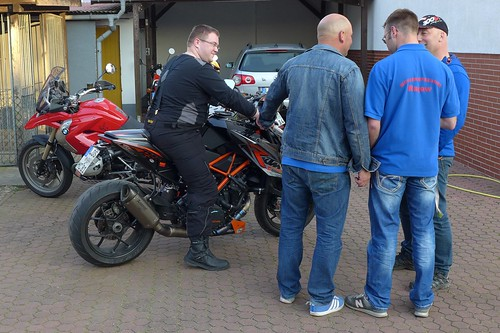 Motorradfreunde Ragow