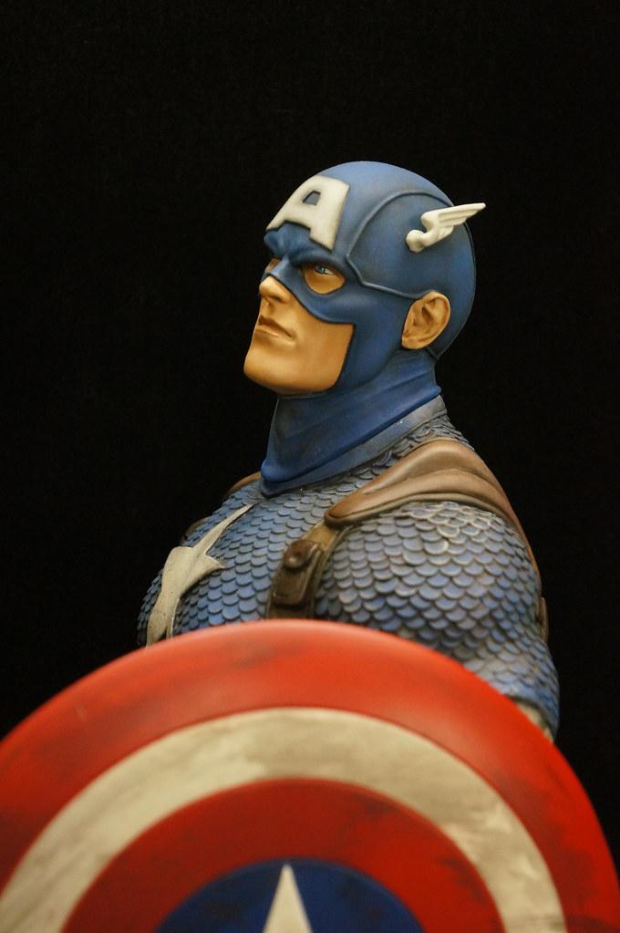 Custom Captain America Premium Format  23500705623_923e4b626f_b