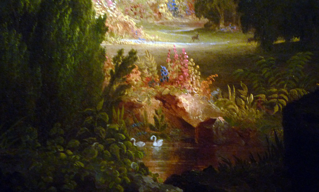 Cole Expulsion From The Garden Of Eden 1828 Thomas Cole Flickr