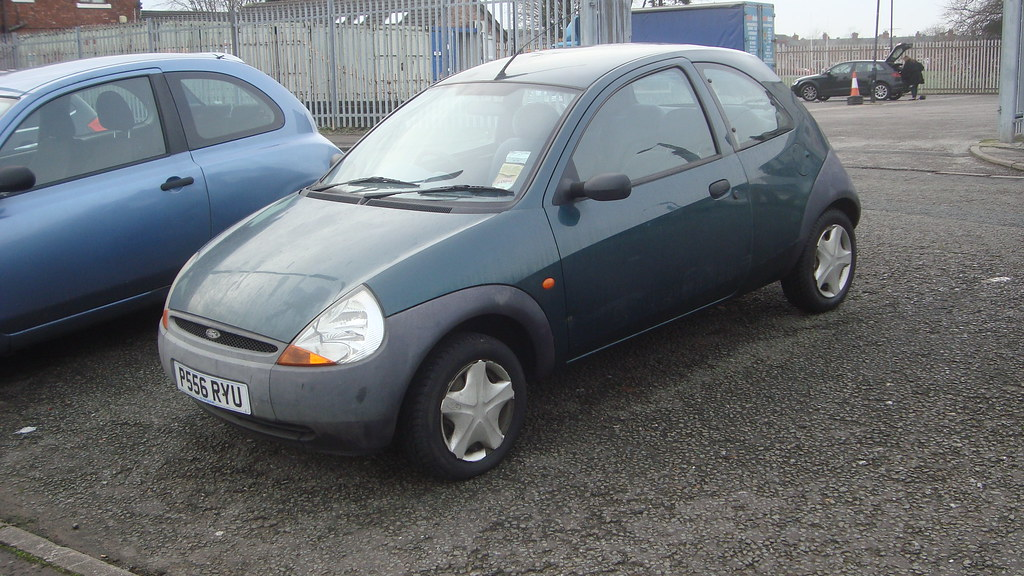 1997 Ford Ka 2 1 3 One Of Those Cars That Is Firmly On