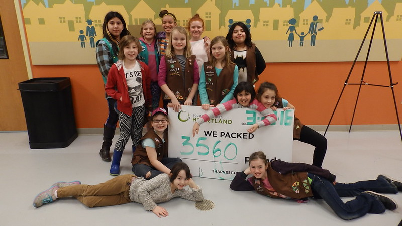 Girl Scout Troop 16674 3-23-16