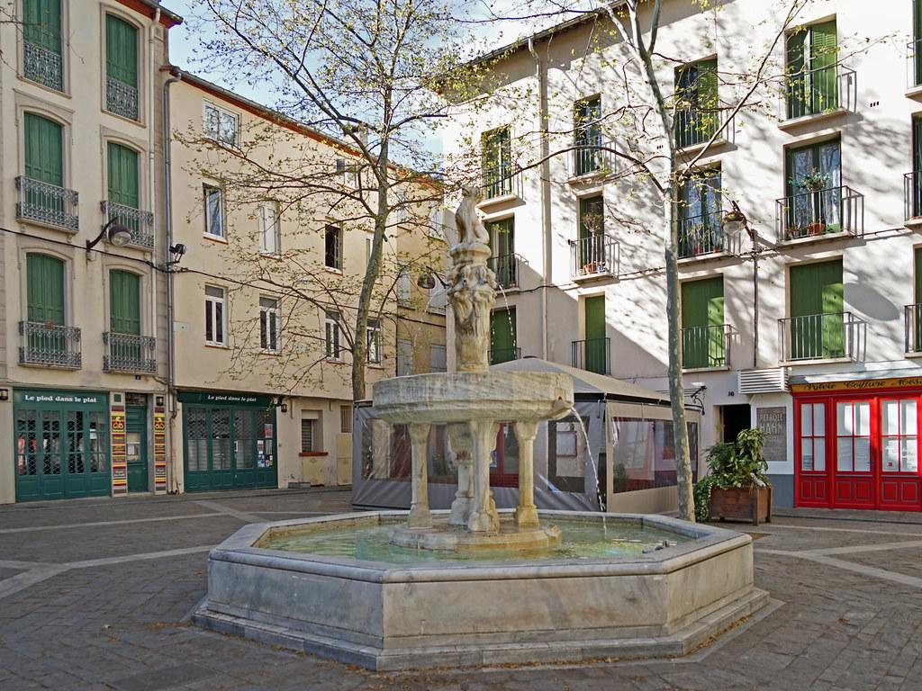 Ville De Ceret France