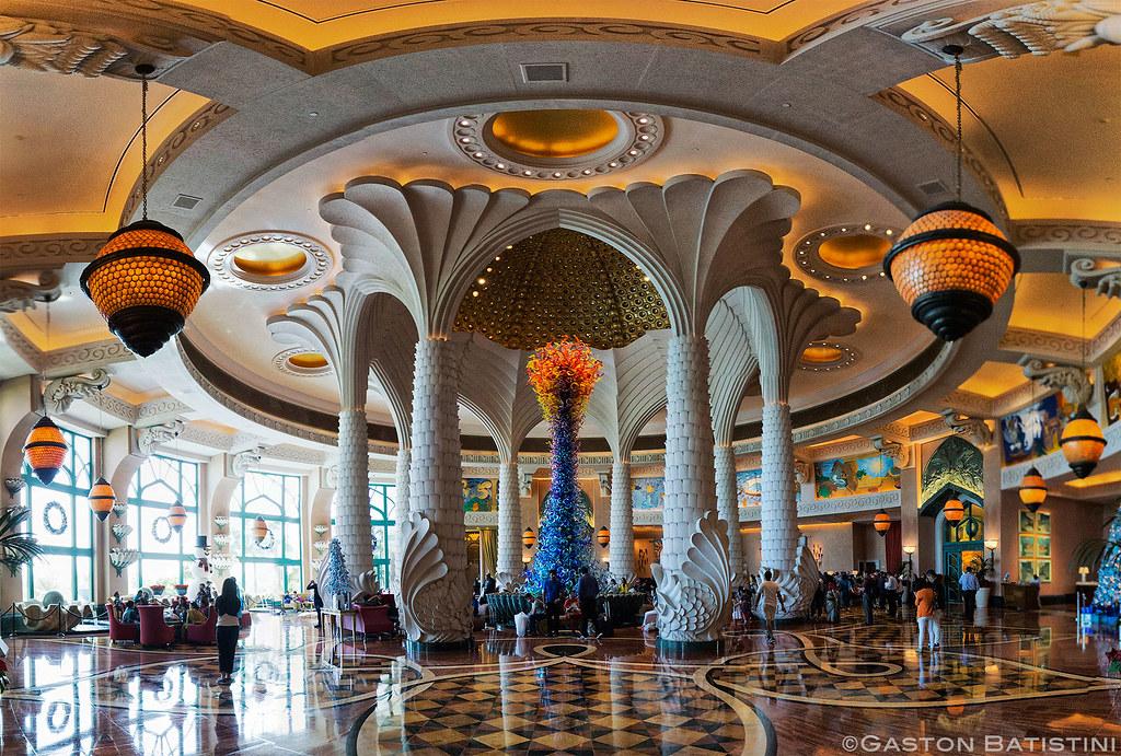 Hotel Atlantis, The Palm, Dubai, United Arab Emirates