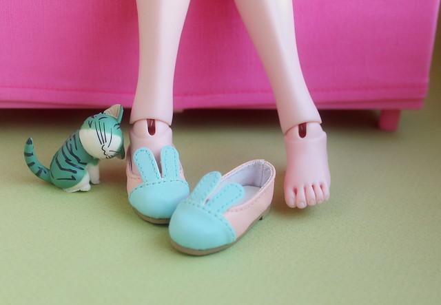 Сладкие ножки подруг 2
