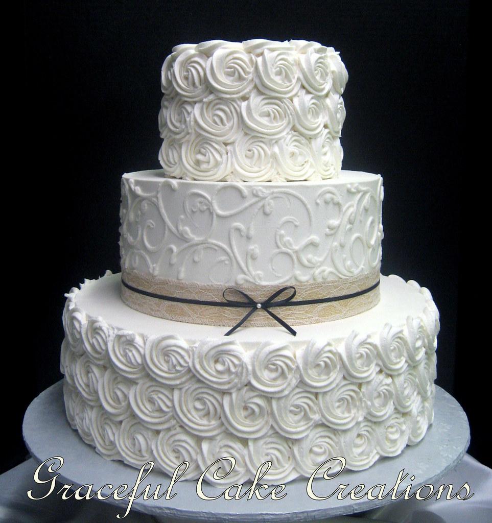 Ivory Cake Lace Mix