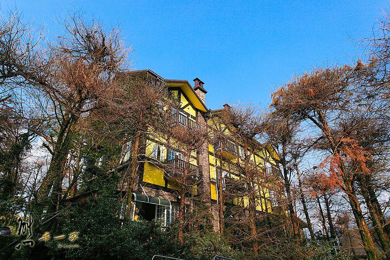 清境農場民宿|普羅旺斯玫瑰莊園