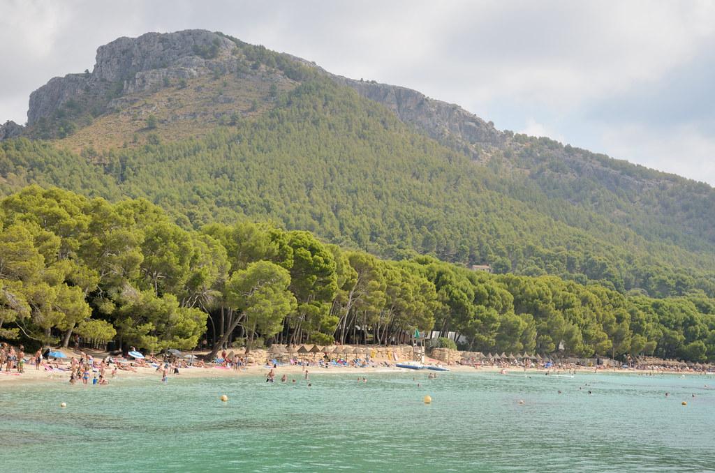 Mallorca. Round trip to Formentor