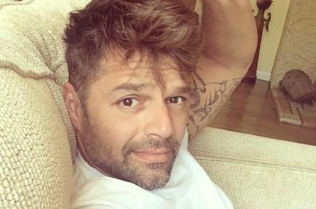Si pensabas que creías saberlo todo: Ricky Martin vuelve a confesarse y te sorprenderá lo que confes...