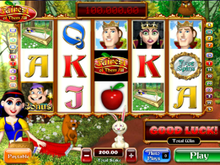 Fairest of Them All slot game online review