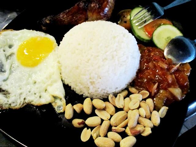 Folkway nasi lemak special