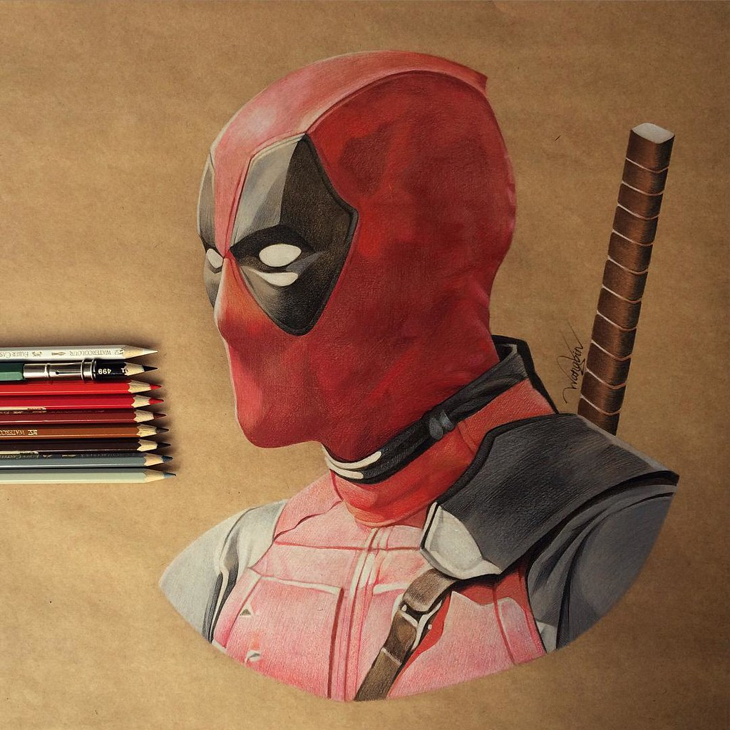 Deadpool by godot_23