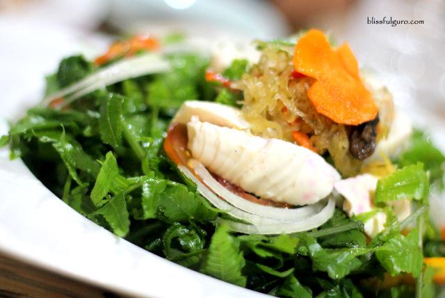 Ima Pamangan Pilar Bataan Pako Salad