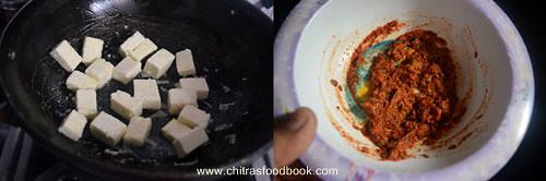 Chanar dalna recipe