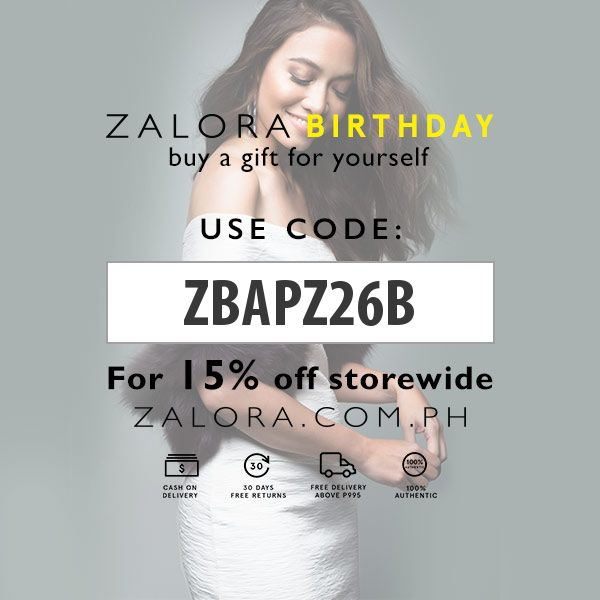 Zalora.ph Promo Codes & Discounts