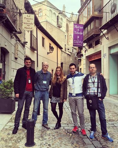 Guías de Rutas de Toledo