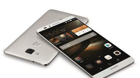 Huawei lanza smartphone con batería que dura dos días