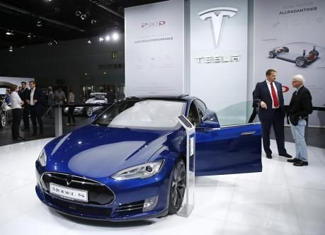 Tesla's third-quarter shipments 11,580 Thomas g satisfied with it