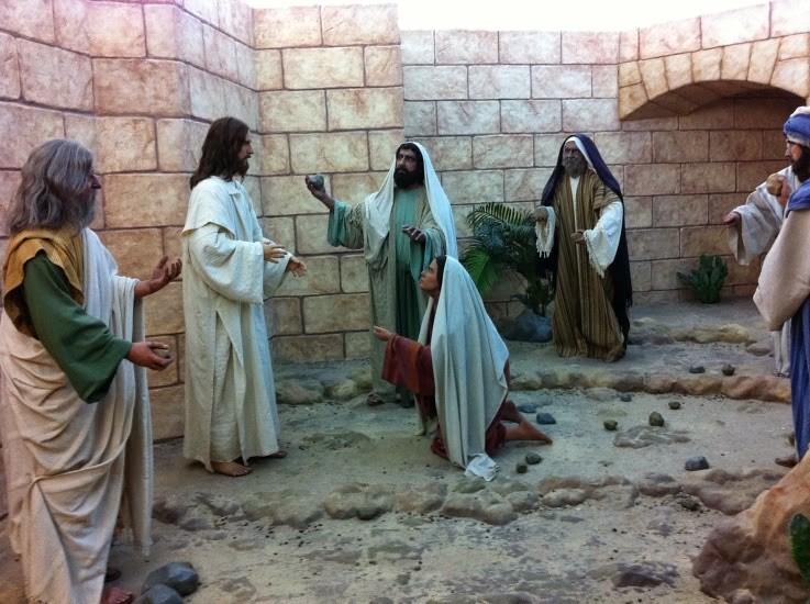 Suy niệm Chúa nhật V Mùa Chay C