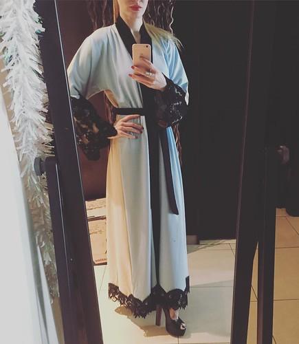 Abaya by OC fashion Design Price : AED - 650 USD - 180 EUR - 160 GBP - 125 SAR - 665 KWD - 55 ...