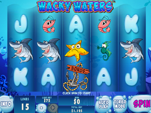 Wacky Waters slot game online review