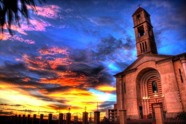 ¿Sabés cuál es esta Iglesia ubicada en una conocida zona de Puerto Ordaz?
