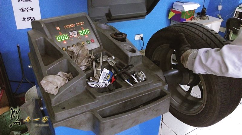 汽車高速行駛發生異常抖動狀況之排解與後續維修保養紀錄