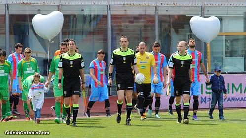 Catania-Melfi 1-0: Non è ancora finita$